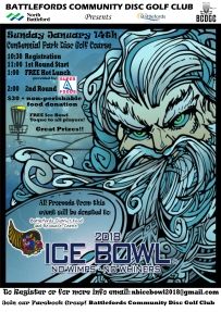 Ice Bowl 2018 Poster