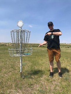 Maarten vA May 26 Fort Battleford Hole 6